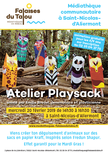 Affiche Playsack