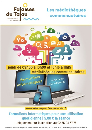 Formations informatiques 2019